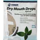 Hager Pharma Dry Mouth Drops with Xylitol Mint Flavor 2 oz