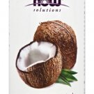 Now Foods, Pure Fractionated Liquid Coconut Oil, 16 fl. oz (473ml)