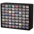 Akro Mils #10764 64 Drawer Cabinet - 4 Packs