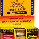 Tiger Balm Ultra Strength 0.63 oz (Pack of 6)
