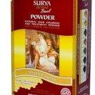 NEW SURYA HENNA BRASIL POWDER NATURAL HAIR COLORING & TREATMENT POWDER HEALTHY