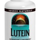 Source Naturals Lutein 6mg 90 Capsules (Pack of 2)