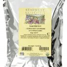 Starwest Botanicals Organic Licorice Root Loose Cut and Sifted 1 Pound Bulk Bag