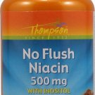Niacin Flush-Free 500mg Thompson 30 Caps