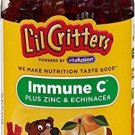 L'il Critters Immune C Plus Zinc and Echinacea 190 Count Pack of 1