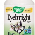 Nature's Way Eyebright Herb 430mg 100 Capsules (Pack of 2)