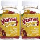 Yummi Bears Fiber Supplement pack of 2