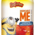 L'il Critters Minions Multivitamins Gummies 190 Count (Packaging May Vary)