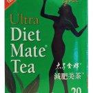 Prince of Peace 100% Natural Ultra Diet Mate Tea - 20 Tea Bags