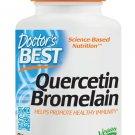 Doctor's Best Quercetin Bromelain Non-GMO Vegan Gluten Free Soy Free Immune S...