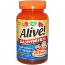 Nature's Way Alive! Children's Multi-Vitamin Gummies 90 Gummies