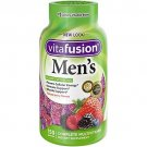 Vitafusion Men's Gummy Vitamins 150 Count (Packaging May Vary)
