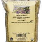 Elder Flowers Cut & Sifted Organic - 4 Oz Starwest Botanicals