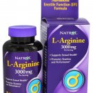Natrol L-Arginine Advanced Formula 90 tablets 3000mg