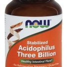 Stabilized Acidophilus Three Billion 180 Tablets Now Foods