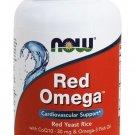Red Omega 90 Softgels NOW Foods
