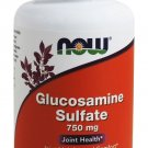 NOW Foods Glucosamine Sulfate (Superior Joint Support) 750 mg - 120 Capsules