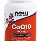 NOW Foods CoQ10 Cardiovascular Health 100 mg - 50 Softgels