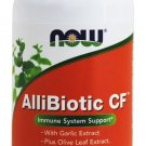 NOW Foods AlliBiotic Non-Drowsy CF - 60 Softgels