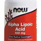 Alpha Lipoic Acid 100mg 60 Vcap NOW Foods