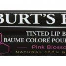 Burt's Bees - Tinted Lip Balm Pink Blossom - 0.15 oz.