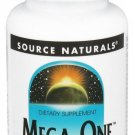 Mega-One Multiple, Source Naturals, 30 Tablet with Iron