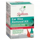 Similasan Ear Wax Removal Kit w/Bulb Syringe 094841255170A518