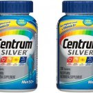 Centrum Men`s Ultra Silver Tab 200 Count pack  of 2