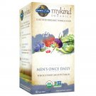 Garden of Life Multivitamin for Men - mykind Organic Men's Once Daily Whole