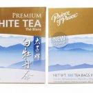 2 Boxes Prince Of Peace Premium Peony White Tea - 100 Tea Bags
