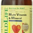 Child Life Multi Vitamin and Mineral 8-Ounce Orange/Mango