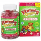 Hero Nutritional Products - Yummi Bears Children's Omega 3 With Chia Seed - 9...