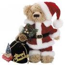 Santa Bear.