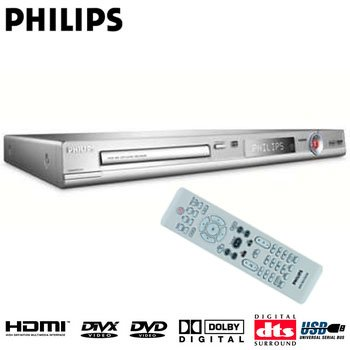 DVD PLAYER/RECORDER WITH HDMI