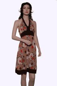 Dress# D2179Brown