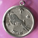 vintage ARIES charm BEAU STERLING 925 SILVER ZODIAC HOROSCOPE ASTROLOGY