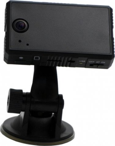 Dash Cam Professional Camera Dual Cams Interior Exterior Recording GPS Logging