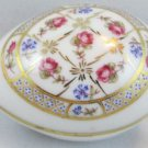 LIMOGES EGG CASTEL SIGNED FRANCE PORCELAIN PEINT MEIN VINTAGE RETIRED RARE