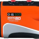 GOLF RANGEFINDER EXACT PIN DISTANCE 550 YARDS IMPROVE 5 STROKES PER ROUND