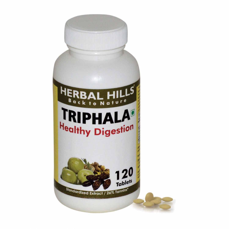 Triphala 120 Tablets