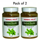 Brahmi Powder - Bacopa monnieri Pack of 3 - 100 gms each