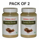 Triphala Powder MIX OF 3 Herbs Pack of 2 - 100 gms each