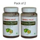 Garcinia Cambogia Powder - Pack of 2 - 100 gm each