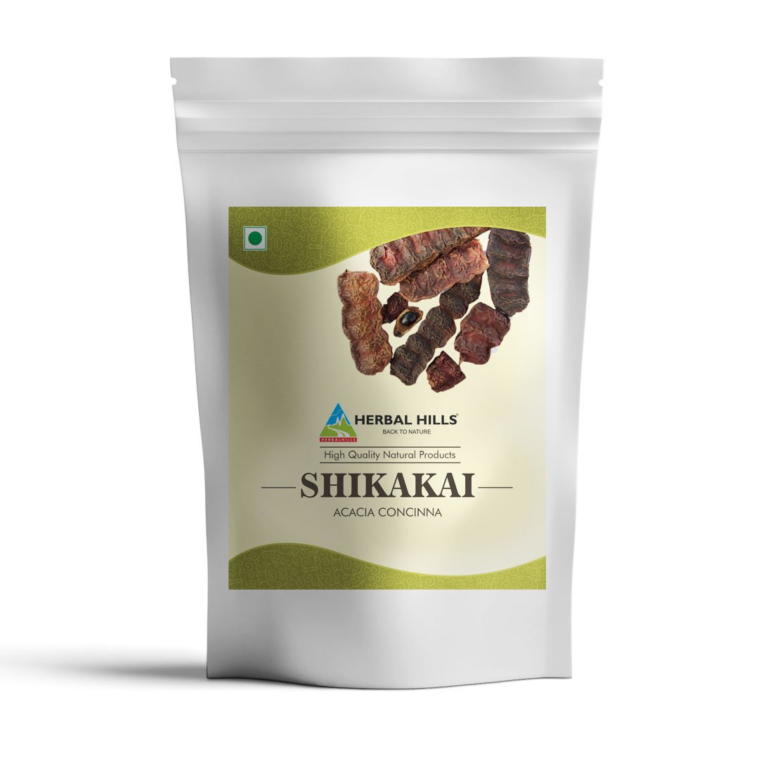 Herbal Hills Shikakai Powder 454gms/16 oz Pack – Acacia Concinna Powder