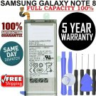 OEM Samsung Galaxy Note 8 Battery EB-BN950ABA ORIGINAL Replacement 3300mAh