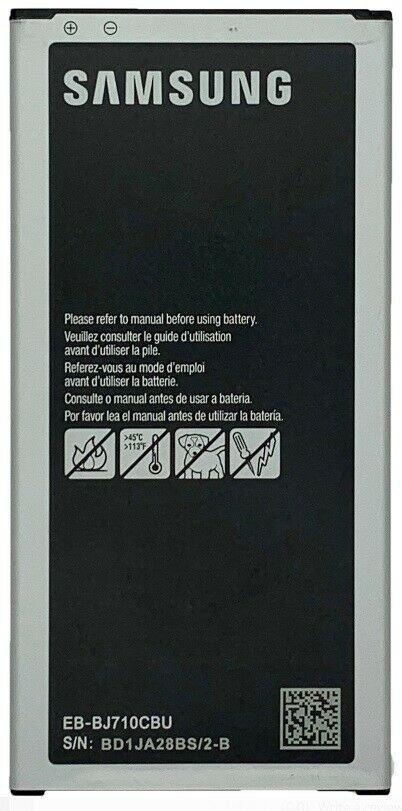 New OEM Samsung Galaxy J7 Prime J710 J727 J727V J727A J727T EB-BJ710CBU Battery