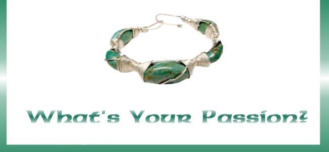 Turquoise Bracelet Checkbook Cover