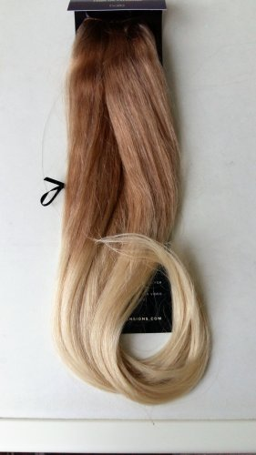 """20""""  Ombre #12/613 Halo 100% Indian Remy Human Hair"""