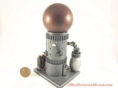 Mad Science Frankenstein Lab Equipment Dollhouse Miniature D147 1:12 Scale Model Victorian Steampunk