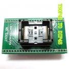 Programming socket adapters TSOP48 to DIP 48 TSOP 48 D48 Adapter